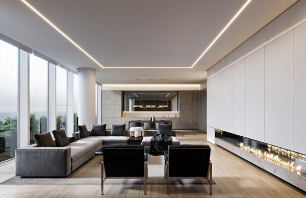 "M3 Architect | 91 Tower , 新的""生活方式"""