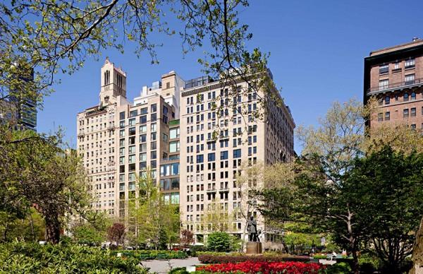 50 Gramercy Park , 一片全新的建筑