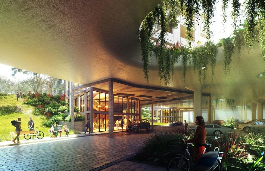 Silvester Fuller | One Sydney Park,悉尼公园内唯一住宅项目