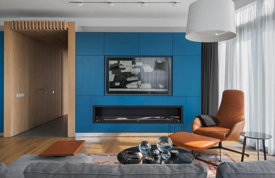 Tatyana Bobyleva | City Apartment , 现代经典城市公寓