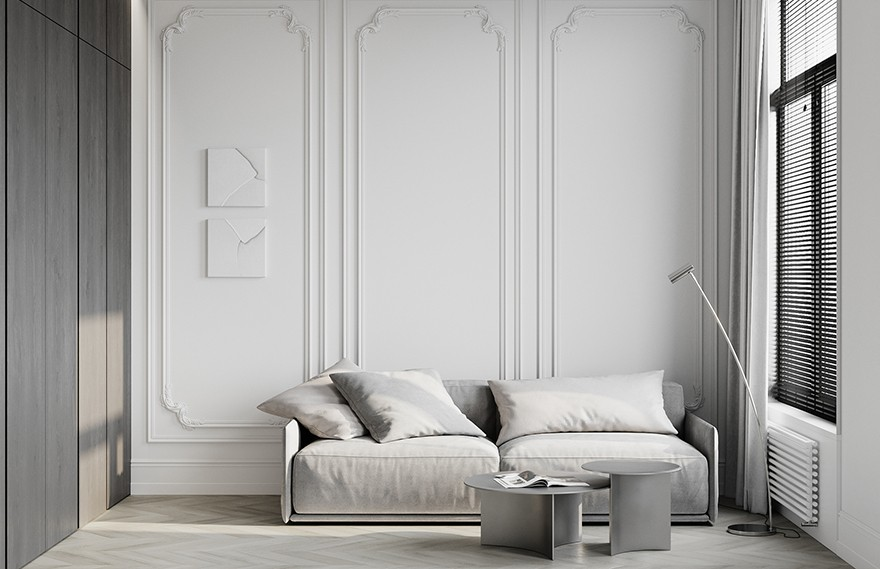 Quadro Room | Tsvet 32 33㎡