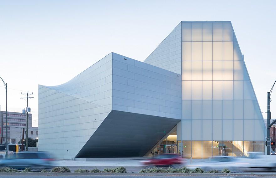 Steven Holl | Institute for Contemporary Art