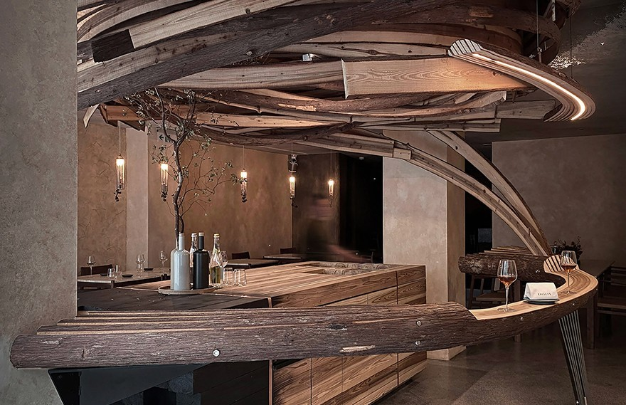 Curvink Architects | Embers Restaurant Taipei
