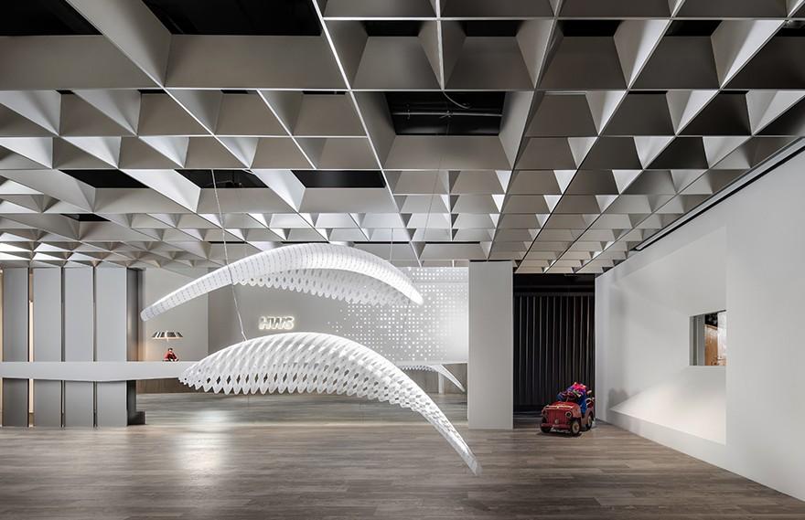 崔树 | 沃熙艺廊室内空间设计