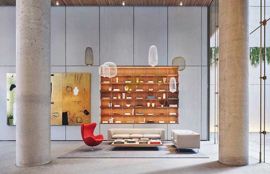 Renzo Piano   565 Broome SoHo Amenities