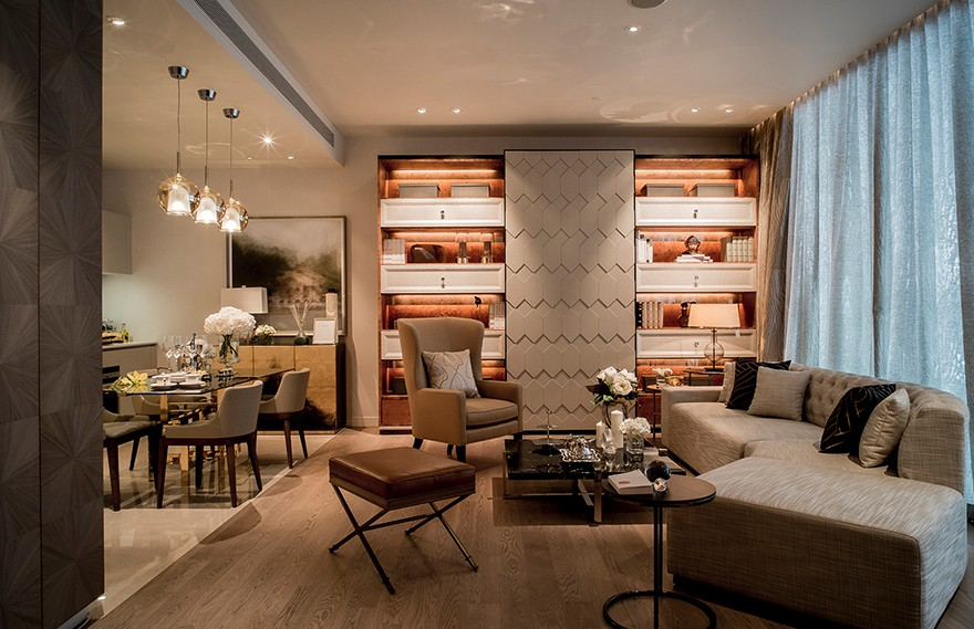 PIA Interior | Magnolias Waterfront Residences