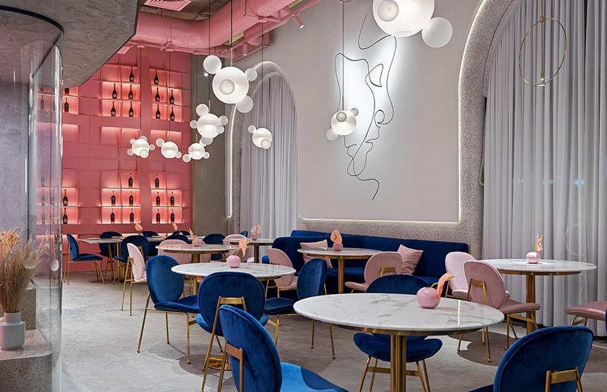 Damir Ussenov | Dijon Restaurant