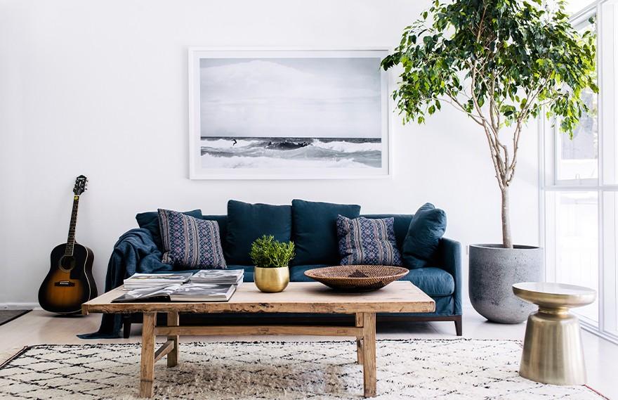 Jillian Dinkel | Bohemian Bachelor Pad,Single Residence With Modern Personality