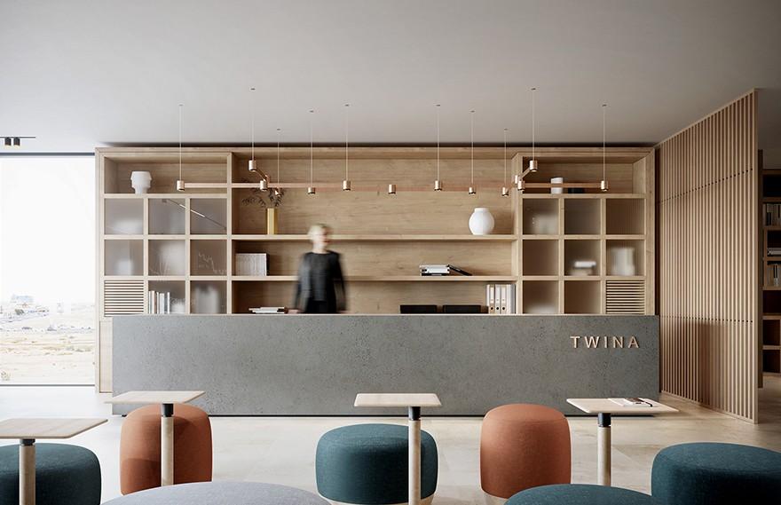 Hani Ashoor | Twina Office