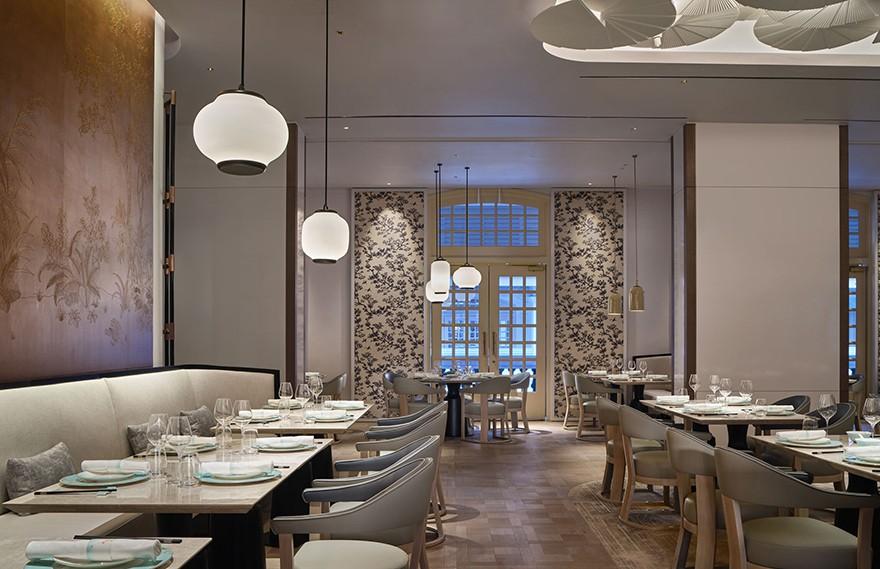 Aedas Interiors | Fusing Myth and Gastronomy